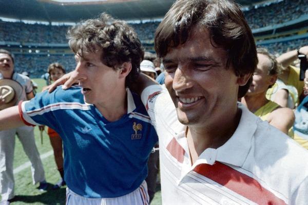 Ce jour-là, quel joueur français fêtait, en plus de la victoire, son anniversaire ?