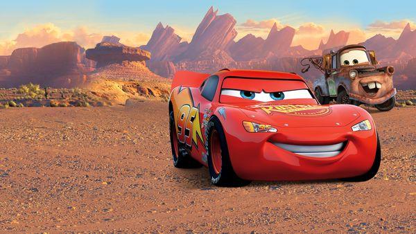 """Dans quelle ville de la route 66 Flash McQueen se retrouve-t-il abandonné dans """"Cars"""" ?"""