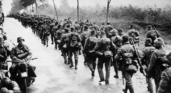 Quand se passe la 2ème Guerre Mondiale ?