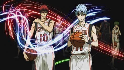 Quel est le surnom des deux rookies de Seirin ?