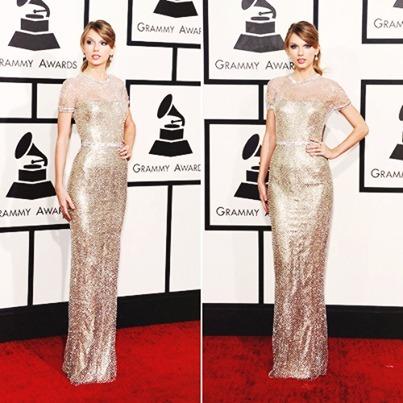Taylor ' ın kaç Grammy ödülü vardır ?