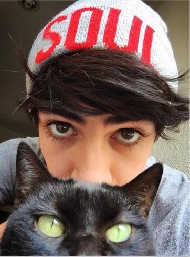 ¿Como se llama la gatita de Jos?