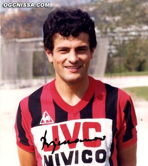 Ce yougoslave a porté le maillot niçois à la fin des années 70, il s'agit de ?