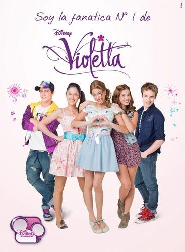 Buenos Aıres'e taşınmadan önce Violetta nerede yaşıyordu?