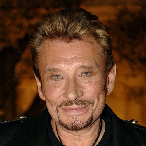 Johnny Hallyday a plus de 65 ans.