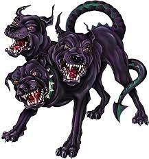 Comment se nomme le chien, gardien des Enfers ?
