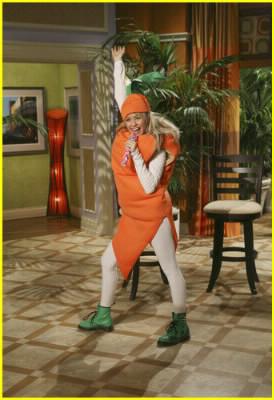 Quand Hannah dit qu'elle n'aime pas les carottes, et qu'elle confirme ensuite et qu'elle en reçoit plein en retour, que dit Lili ?