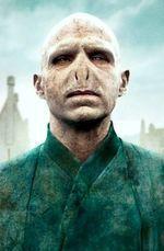 Melyik részben nem jelent meg Voldemort?