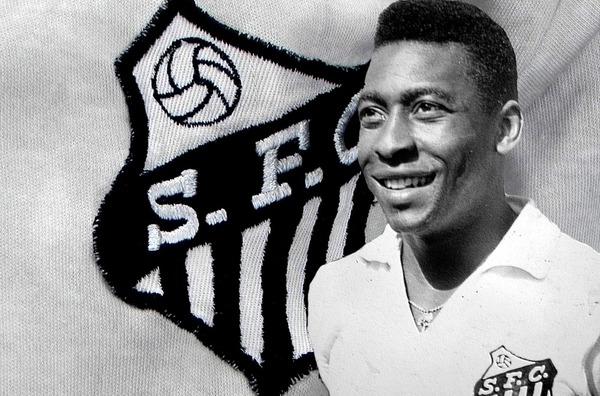 Il a joué toute sa carrière au Santos FC.