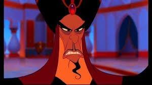 Comment s'appelle le méchant dans Aladdin ?