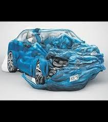 De quoi est faite cette voiture ?