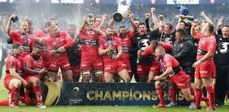Combien de fois Toulon a remporté la coupe d'Europe (rugby) ?