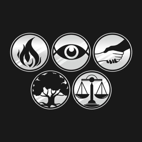 Quelles sont les cinq factions ?