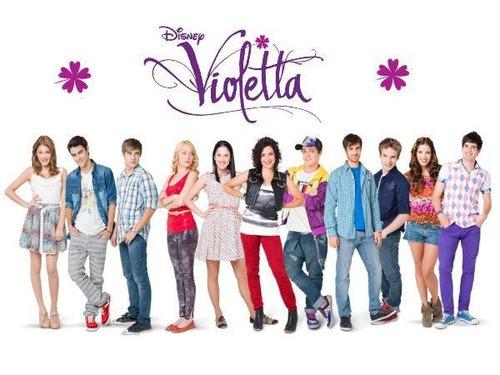 Wie is de vijand van Violetta?