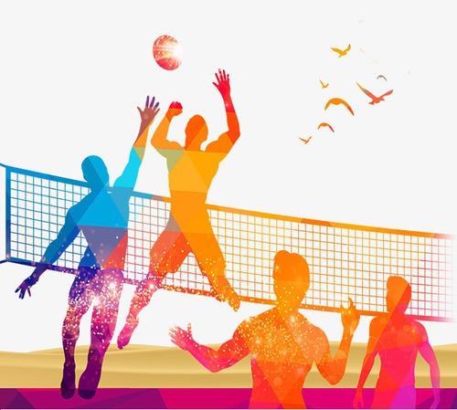 Regras do voleibol: Qual dessas não é permitida no jogo ?