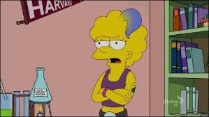 Voici Zia, la fille de Lisa dans le futur. Mais qui est le père ?