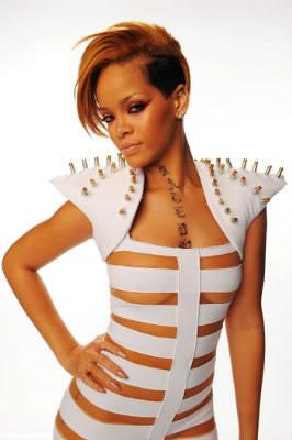 Qui est le mentor de Rihanna ?