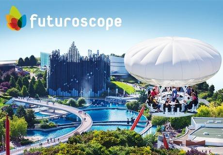 Le Futuroscope est un parc de divertissements situé à :