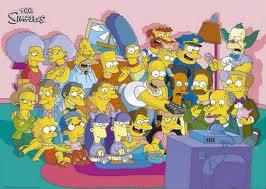 Combien y a-t-il de personnages dans les Simpsons ?