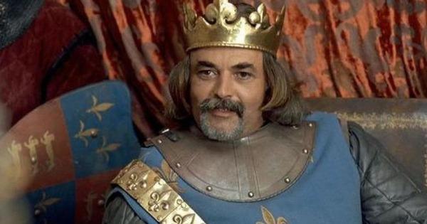 Quel acteur joue le rôle du roi Louis VI le gros ?