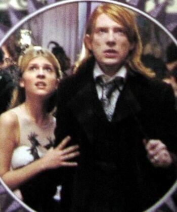 Qui se marie avec Fleur Delacour ?