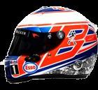 (Bonus Frage 2) Welchem Fahrer gehört dieser Helm ?
