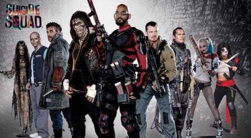 Siapakah nama sutradara dari film Suicide Squad ?
