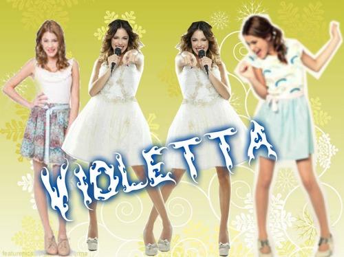 Mi nélkül nem megy sehová Violetta?