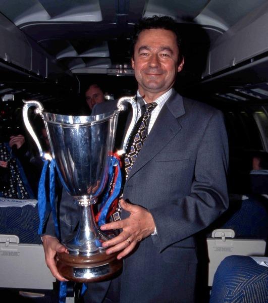 En quelle année Michel Denisot a-t-il pris la présidence du club ?