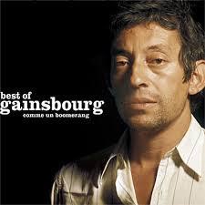 Dans la chanson '' comme un boomerang '' de Serge Gainsbourg.Retrouvons 3 mots manquants.Agiter mon cœur blessé, l'amour _  _  _