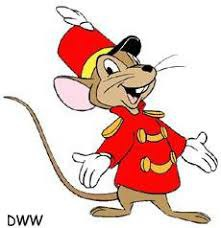 Comment s'appelle la souris dans Dumbo ?