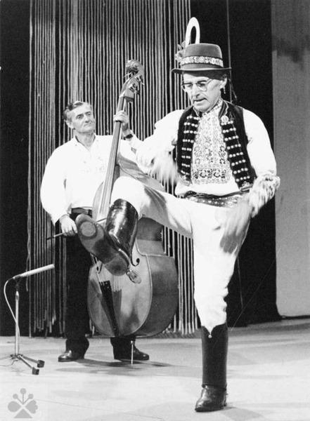 Podľa ktorej tanečnej osobnosti je pomenovaná celoštátna súťaž sólistov tanečníkov vľudovom tanci ?