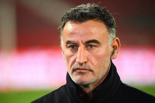 Quelle équipe Christophe Galtier entrainaît-il avant de rejoindre Lille ?