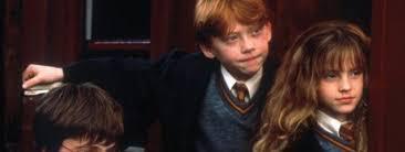 De qui Harry va-t-il faire la rencontre dans le train, et qui après cela resteront inséparables ?