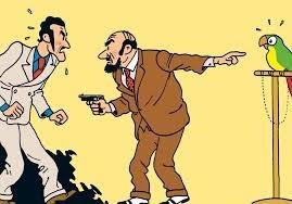 """Que recherchent Ramon Bada et Alonzo Perez dans """"L'oreille cassée"""" ?"""
