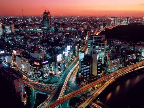 Sur quel continent se trouve Tokyo ?