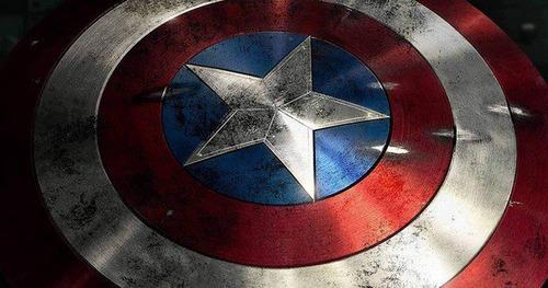 Kto stworzył tarczę Kapitana Ameryki?