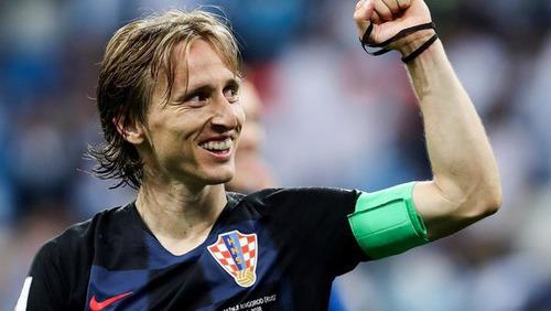 Luka Modrić fait partie de quel club ?
