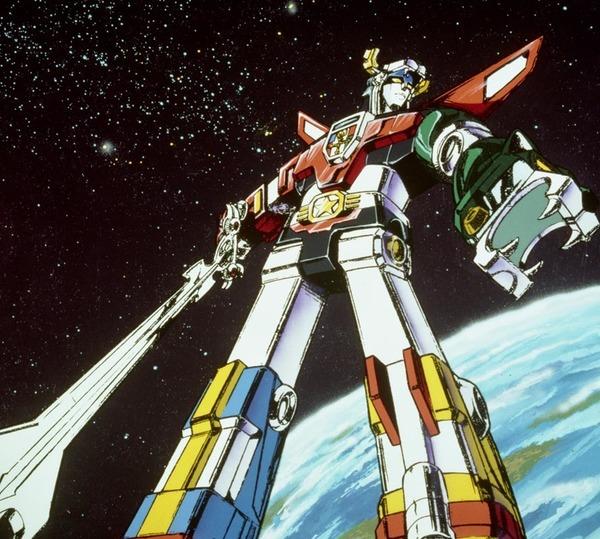 Plus connu en tant que Voltron, le vrai nom de ce robot est pourtant...