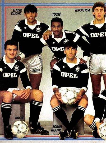 Qu'est-ce que les Girondins ont remporté en 1987 ?