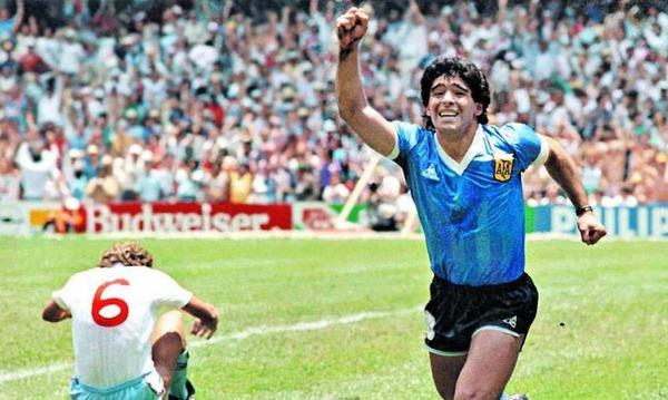 Avec quelle équipe Diego Maradona remporte-t-il la Coupe du Monde 86 ?