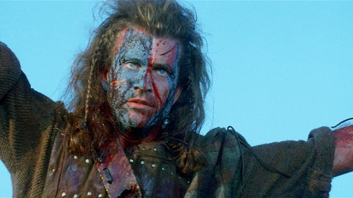 Film culte de guerre avec Mel Gibson ?
