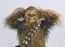 Comment s'appelle la bestiole poilue qui se balade souvent avec Han Solo ?