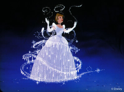 Test disney 1 for Dame blanche miroir minuit