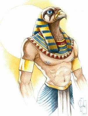Dan la mythologie Égyptienne, qui est le fils de Osiris et Isis ?