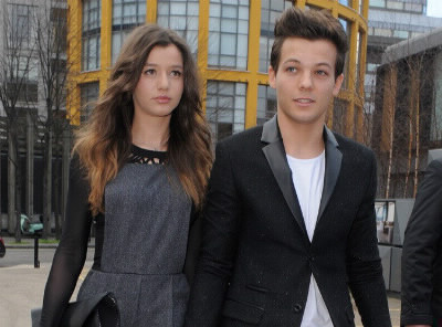 Quel est le prénom de la copine de Louis ?
