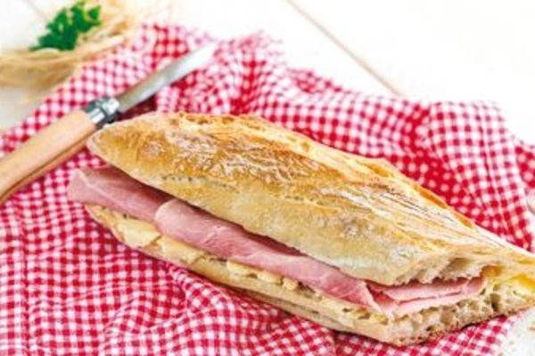 Quel était le sandwich le plus consommé par les Français en 2015?
