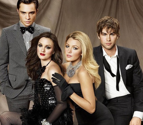 Chuck, Blair, Serena et Nate habitent... ♥