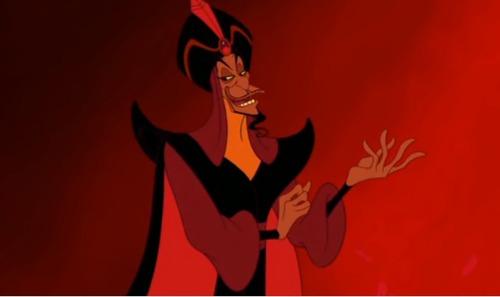Dans Aladdin: Quel est le premier vœux de Jafar quand il est en possession de la lampe ?