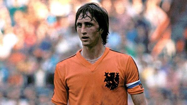 Quel était le numéro mythique de Johan Cruyff ?